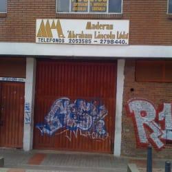 Maderas Abraham Lincon Ltda. en Bogotá