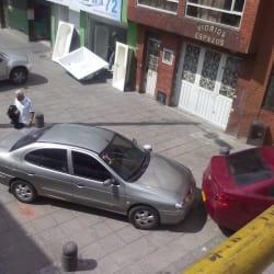 Jacuzzis y Piscinas de la 72 en Bogotá