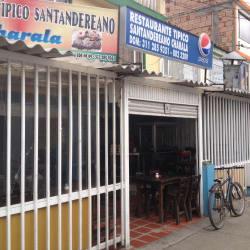 Restaurante Típico Charala en Bogotá
