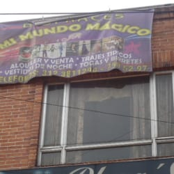 Mi Mundo Mágico  en Bogotá
