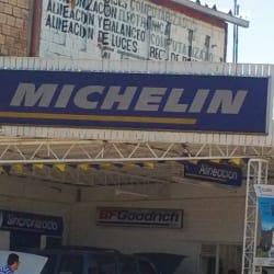Michelin Calle 80 en Bogotá