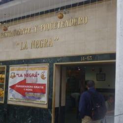 Restaurante y Piqueteadero La Negra  en Bogotá