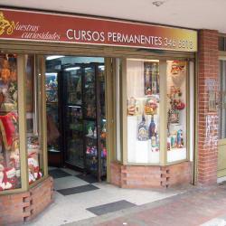 Nuestras Curiosidades en Bogotá