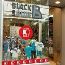 Black and Blue - Mall Plaza Vespucio en Santiago