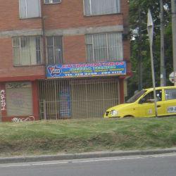 Extrapinturas en Bogotá