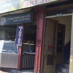 La Super Gallina de la 22 en Bogotá