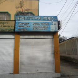 Ferreléctricos Carrera 53D Con 2 en Bogotá