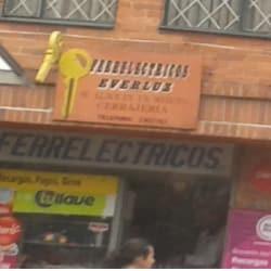 Ferreléctricos Everluz en Bogotá