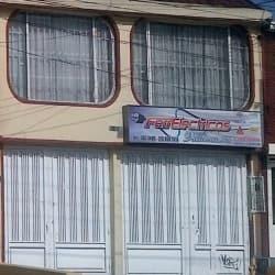 Ferrelectricos Villanueva en Bogotá