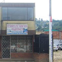 Ferrelectricos Martínez en Bogotá