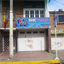 Ferretería y Pinturas DHC en Bogotá