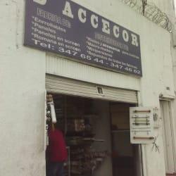 Accecor en Bogotá