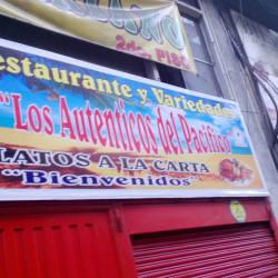 Restaurante Variedades Los Auténticos Del Pacífico en Bogotá