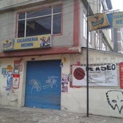 Cigarrería Memin en Bogotá
