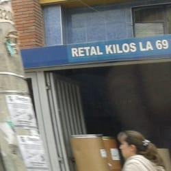 Retal Kilos La 69 en Bogotá