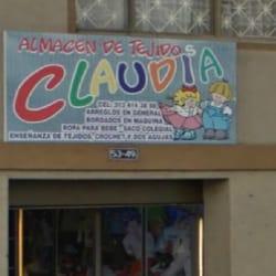 Almacén De Tejidos Claudia  en Bogotá