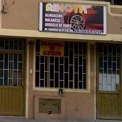 Rinotk en Bogotá