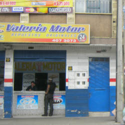 Valeria Motor en Bogotá