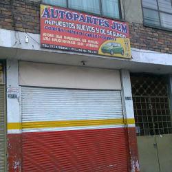 Autopartes Jem en Bogotá