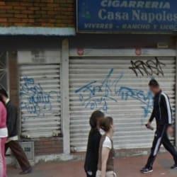 Cigarrería Casa Nápoles en Bogotá