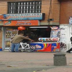 Café Internet Junika en Bogotá