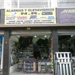 Alarmas y Elevavidrios N-R en Bogotá