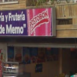 Cafetería y Frutería Donde Memo en Bogotá