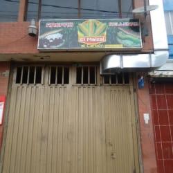 Arepas El Maizal en Bogotá