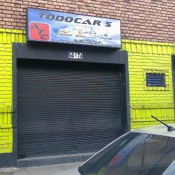 Autopartes Todocar's en Bogotá