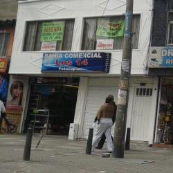 Bahía Comercial Los 14 en Bogotá