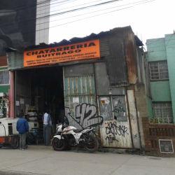 Chatarrería Buitrago en Bogotá