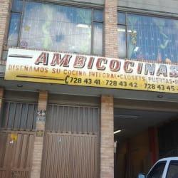 Ambicocinas en Bogotá