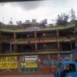 Colegio Distrital Restrepo Millán Sede C en Bogotá