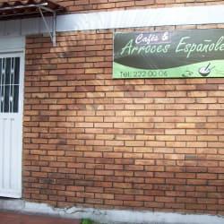 Cafés y Arroces Españoles en Bogotá