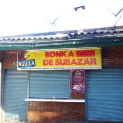 Bonka de Subazar en Bogotá