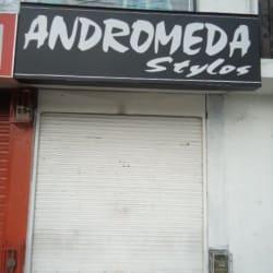 Andromeda Stylos en Bogotá