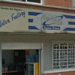 Water Factory en Bogotá