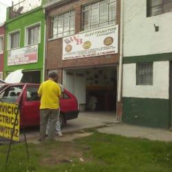 WB Electriautos en Bogotá