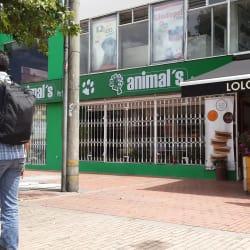 Anima'ls Avenida 19 en Bogotá