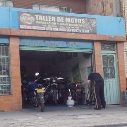Taller De Motos Carrera 24 en Bogotá