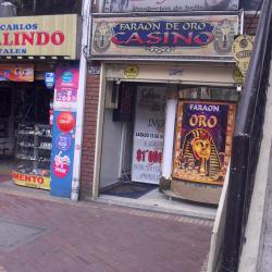 Casino Faraón de Oro en Bogotá