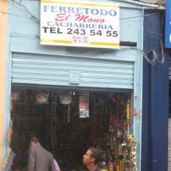 Ferretodo El Mono en Bogotá