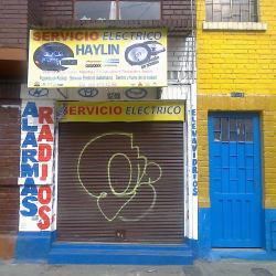 Servicio Eléctrico Haylin en Bogotá
