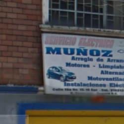 Servicio Eléctrico Muñoz en Bogotá
