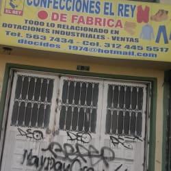 Confecciones El Rey en Bogotá