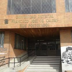 Universidad Distrital Postgrados en Bogotá
