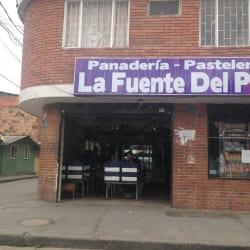 La fuente Del Pan en Bogotá