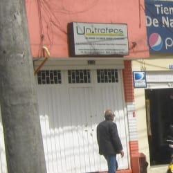 Unitrofeos en Bogotá