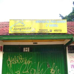 Universal de Limpieza en Bogotá