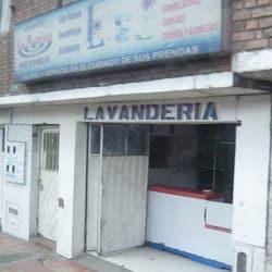 Lavandería La Poderosa en Bogotá